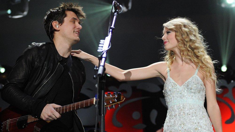 Taylor Swift y John Mayer