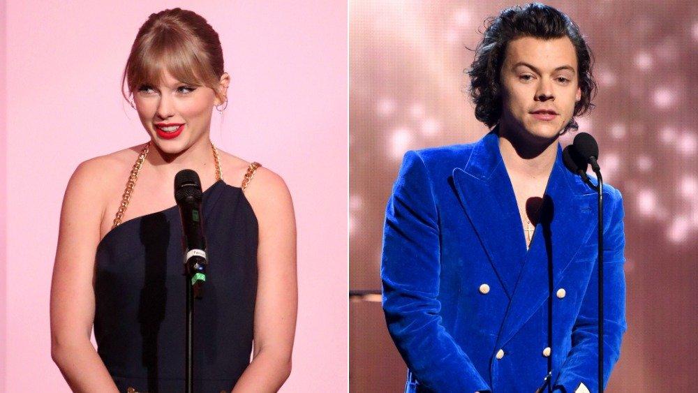 Taylor Swift y Harry estilos