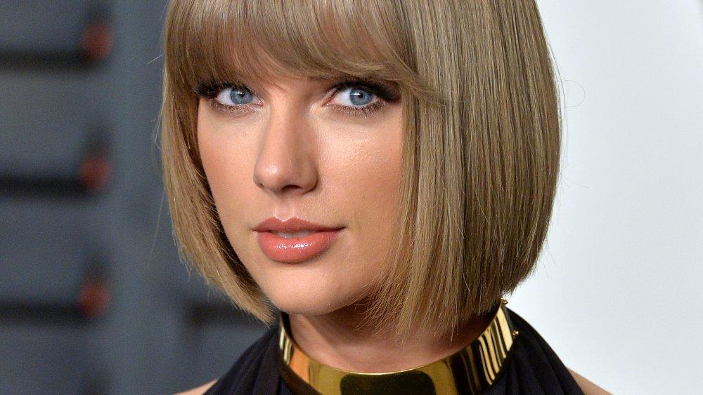 Taylor Swift en la Vanity Fair Oscar Party 2016