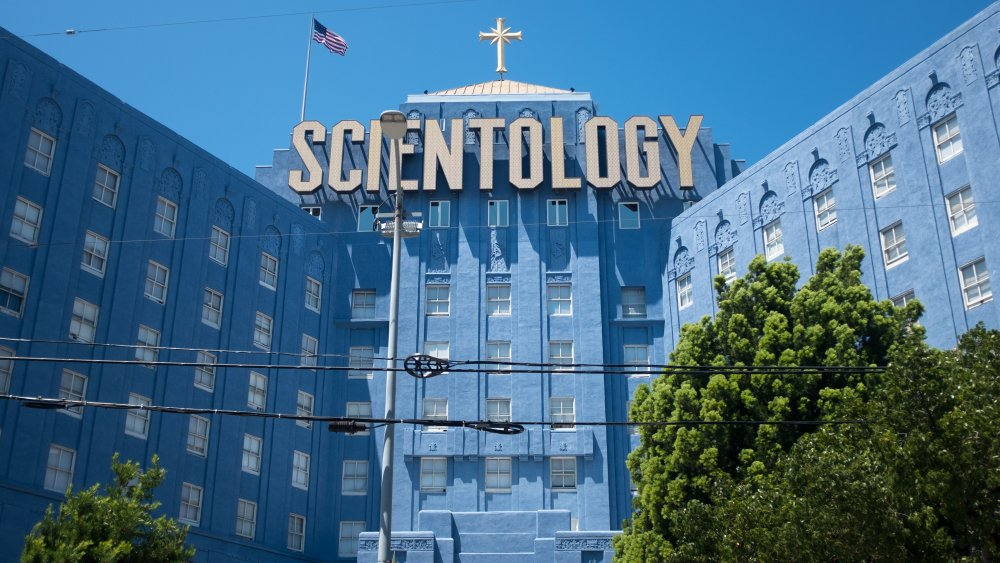 Sede de Scientology en Los Ángeles