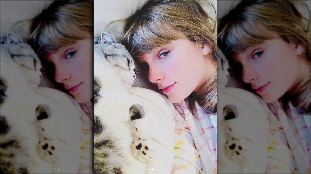 Cantante y compositora Taylor Swift