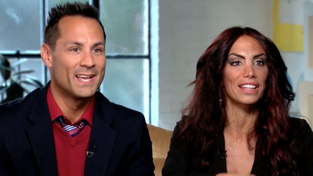 Charlie Balducci y su esposa Sabrina