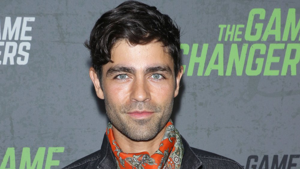 Adrian Grenier at the premiere of The Game Changers