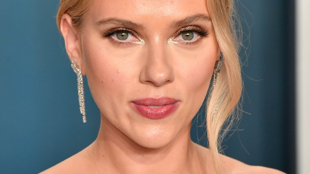 Scarlett Johansson en la 92a Anual de los Premios de la Academia