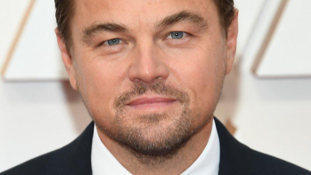 Leonardo DiCaprio en la 22a Anual de Screen Actors Guild Awards