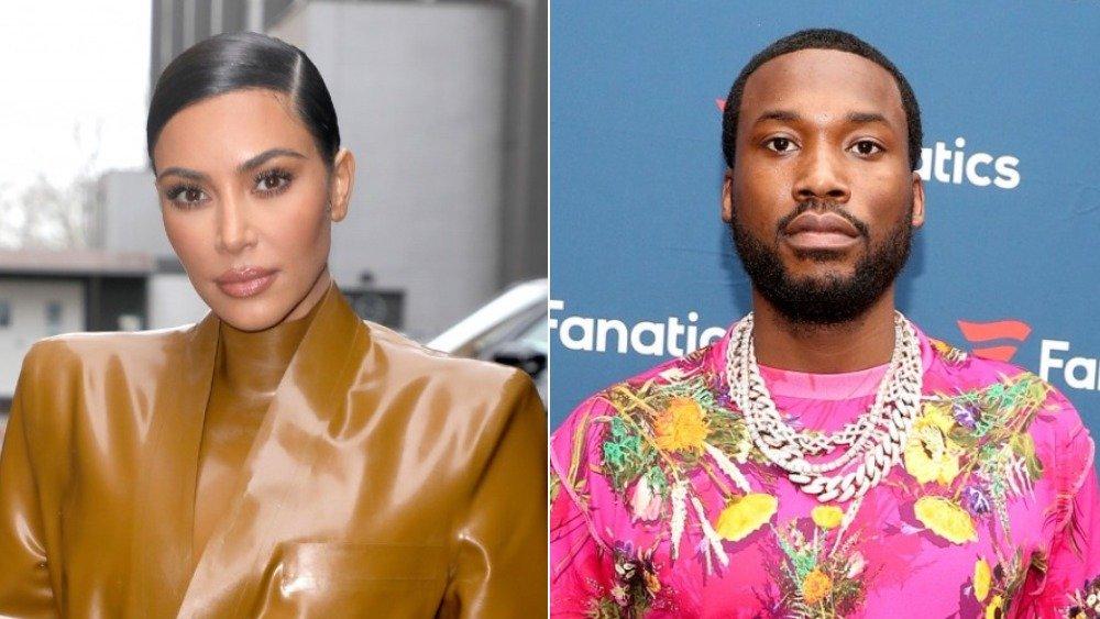 Kim Kardashian y Meek Mill