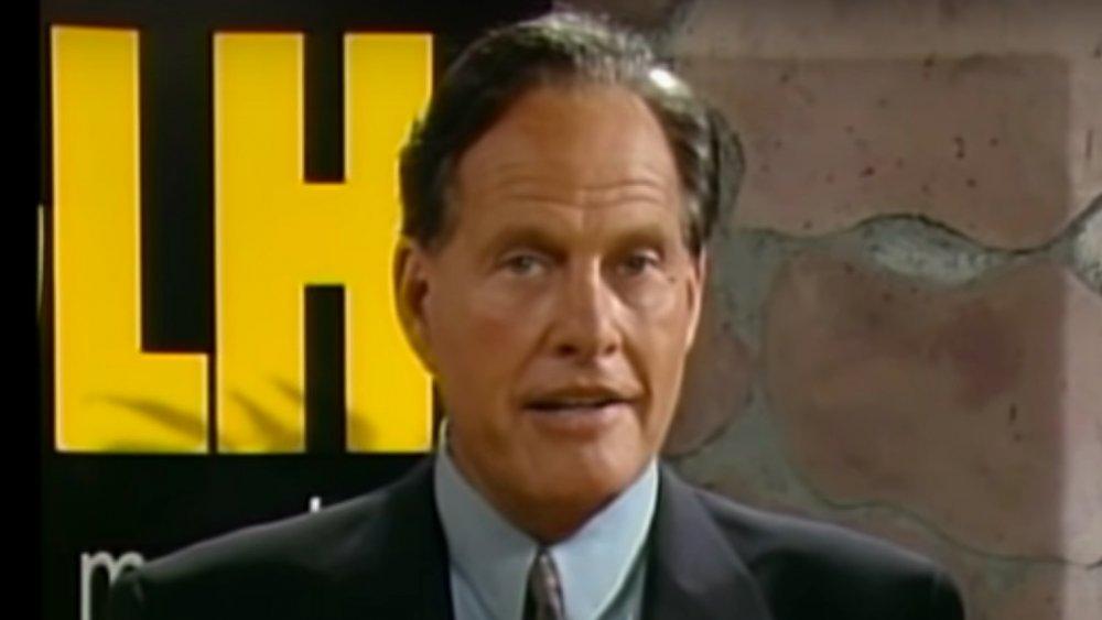Ron Popeil apareciendo en un infomercial para productos Ronco