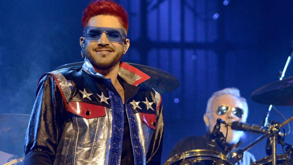 Adam Lambert, Roger Taylor