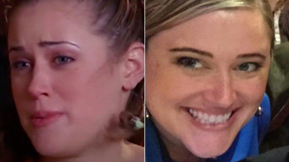Lauren Maltby antes y ahora