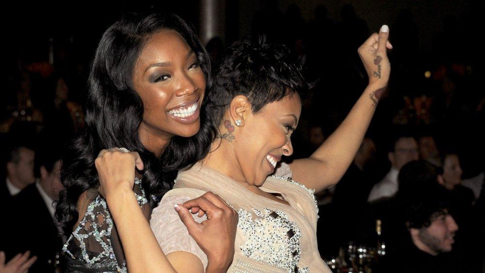 Brandy y Monica