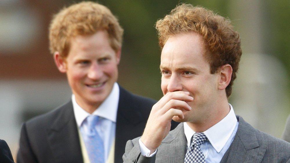 Príncipe Harry, Tom Inskip
