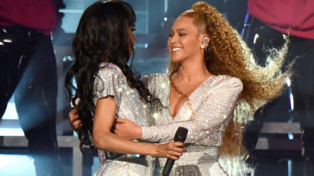 Michelle Williams, Beyoncé