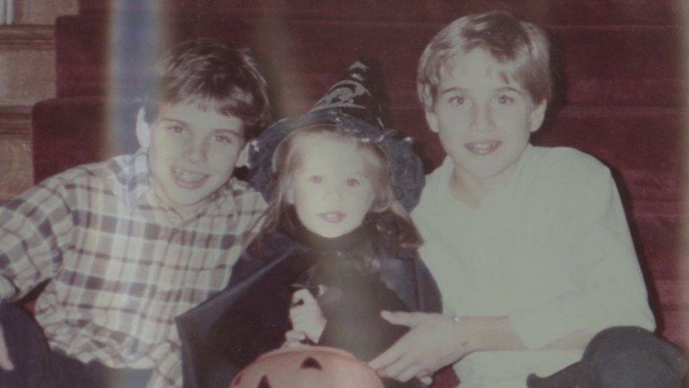 Ashley Biden y sus hermanos