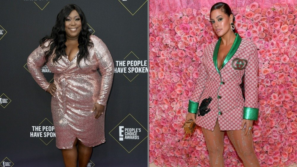 Loni Love en el 2019 E! Premios People's Choice; Ashley Graham en la Gala de los Met 2019