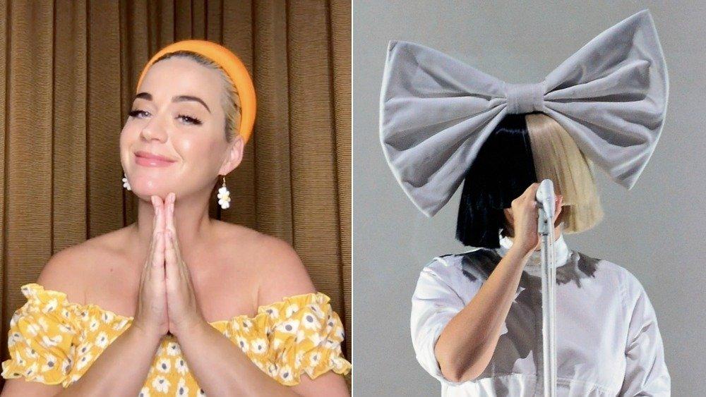 Katy Perry, Sia