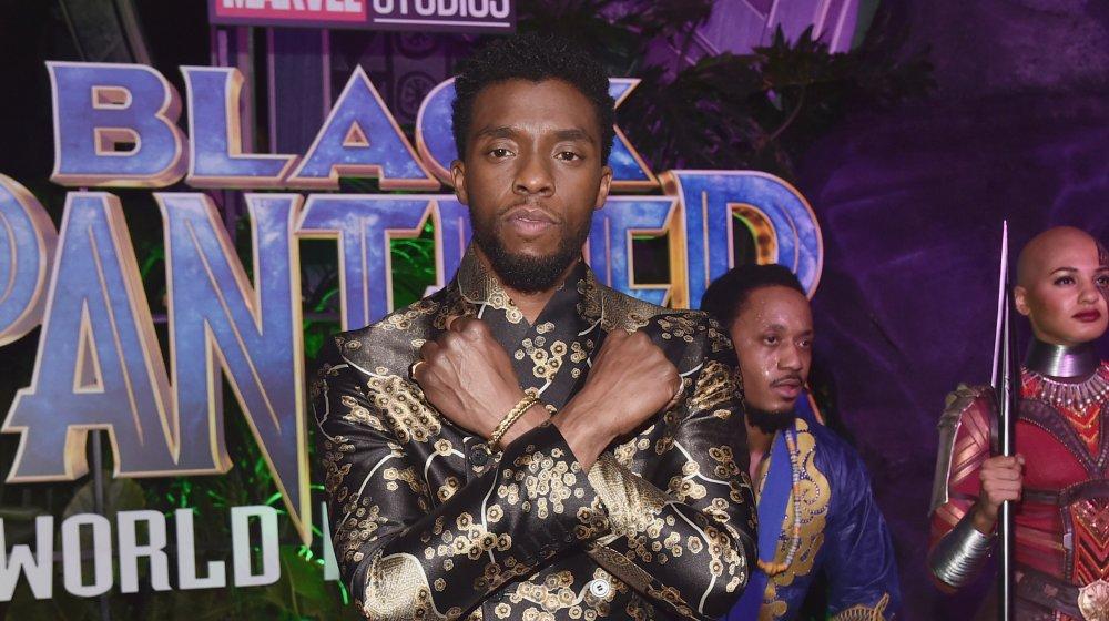 Estreno de Chadwick Boseman en Black Panther