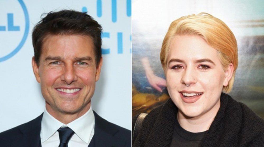 Crucero por Tom Cruise y Bella Kidman