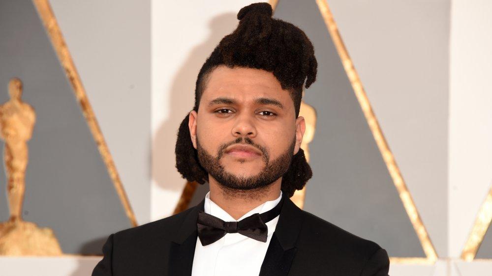 The Weeknd en la 88a edición de los Premios anuales de la Academia