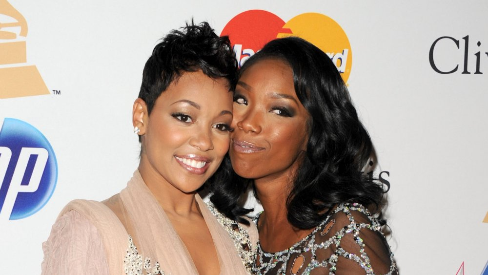 Monica y Brandy