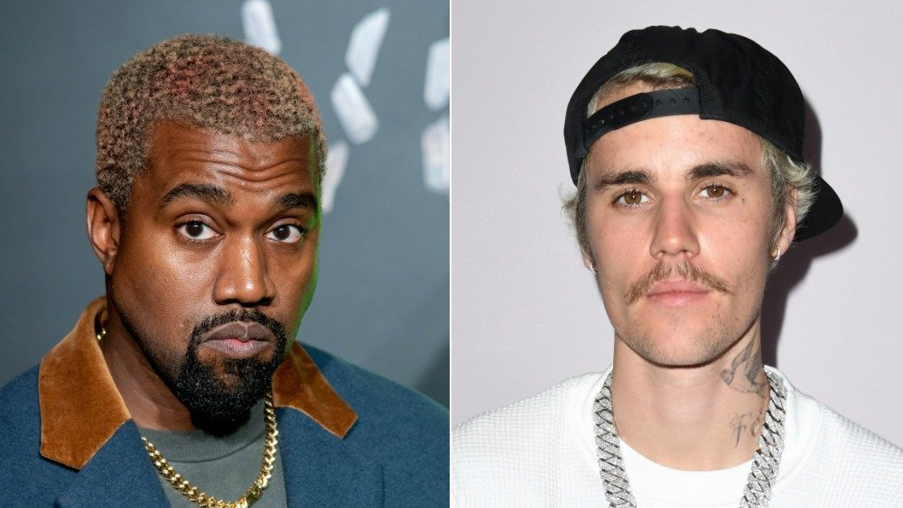 Kanye West y Justin Bieber