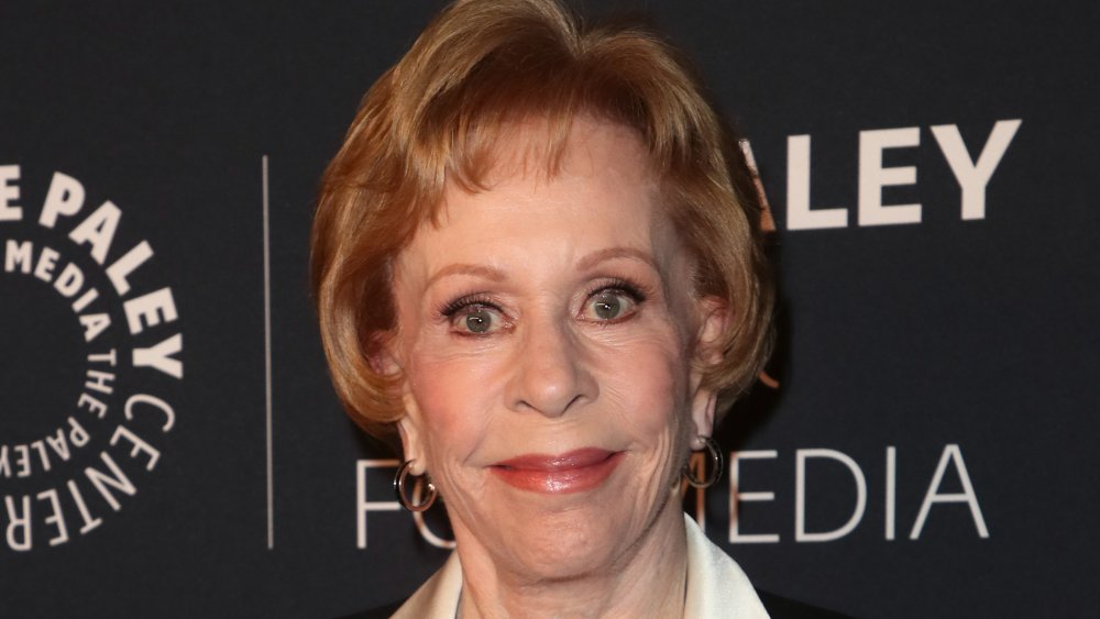 Carol Burnett asiste a The Paley Honors: A Special Tribute To Television's Comedy Legends