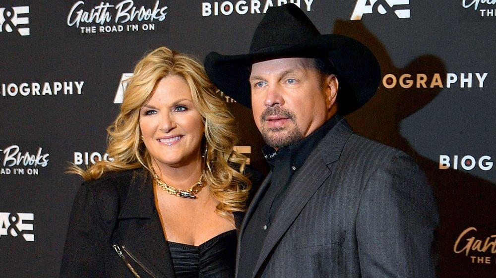 Trisha Yearwood y Garth Brooks
