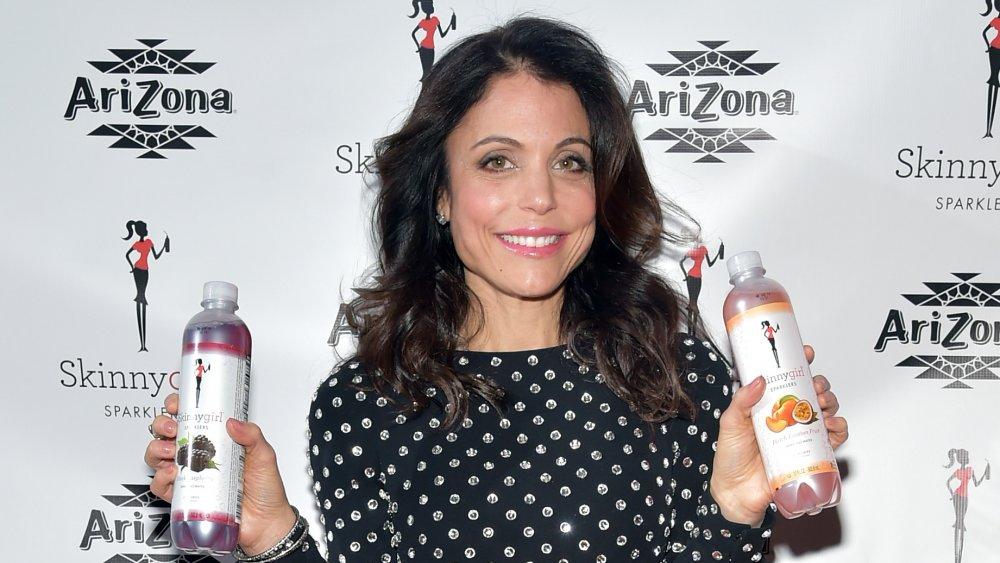 Bethenny Frankel en Arizona Beverages Skinnygirl Sparklers fiesta de lanzamiento