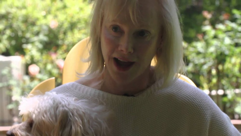 Sondra Locke en Pet Wishes Spa video