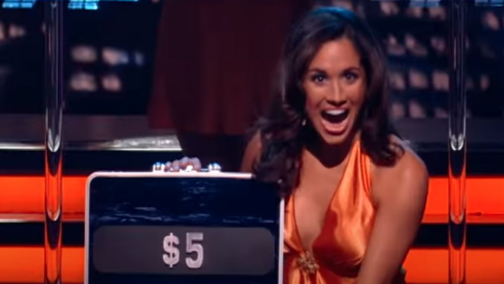Meghan Markle en Deal or No Deal