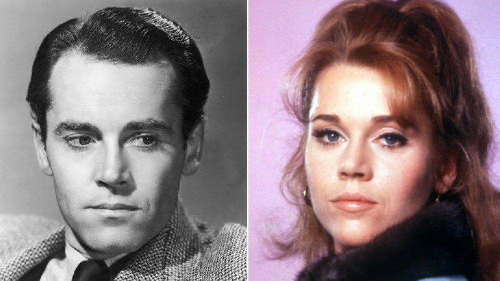 Henry y Jane Fonda