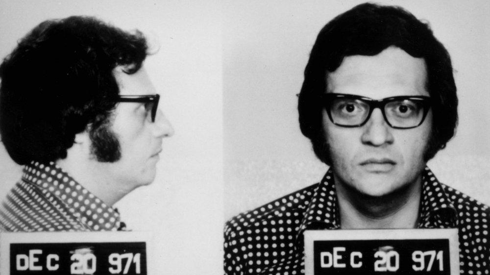 Larry King significa mugshot en 1971