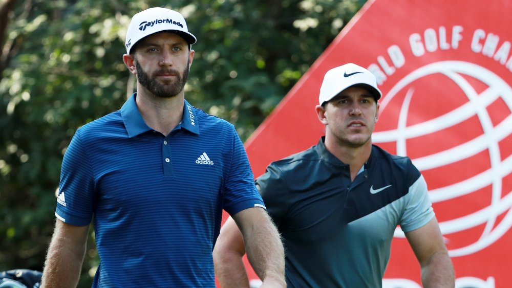Brooks Koepka & Dustin Johnson