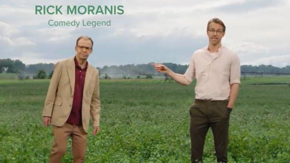 Rick Moranis; Ryan Reynolds