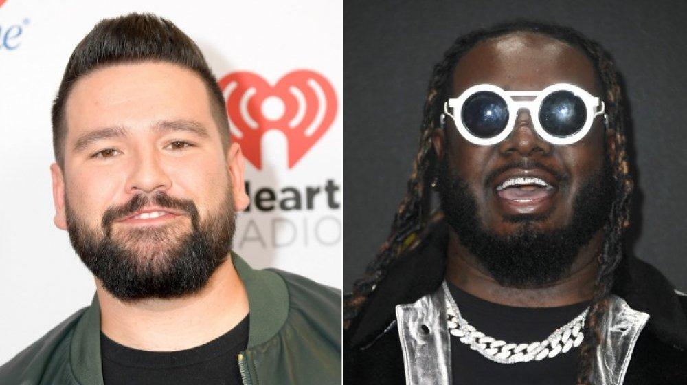Shay Mooney y T-Pain