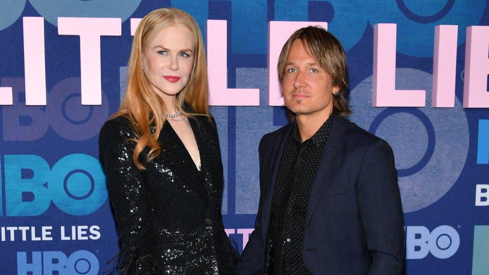 Nicole Kidman, Keith Urban asisten al estreno de Big Little Lies
