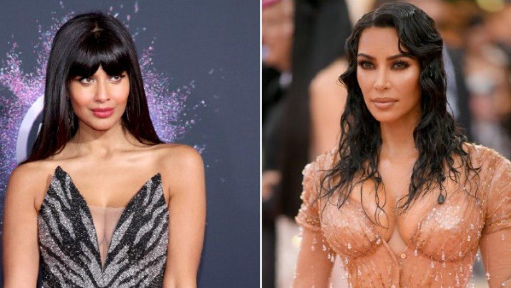 Jameela Jamil, Kim Kardashian-West