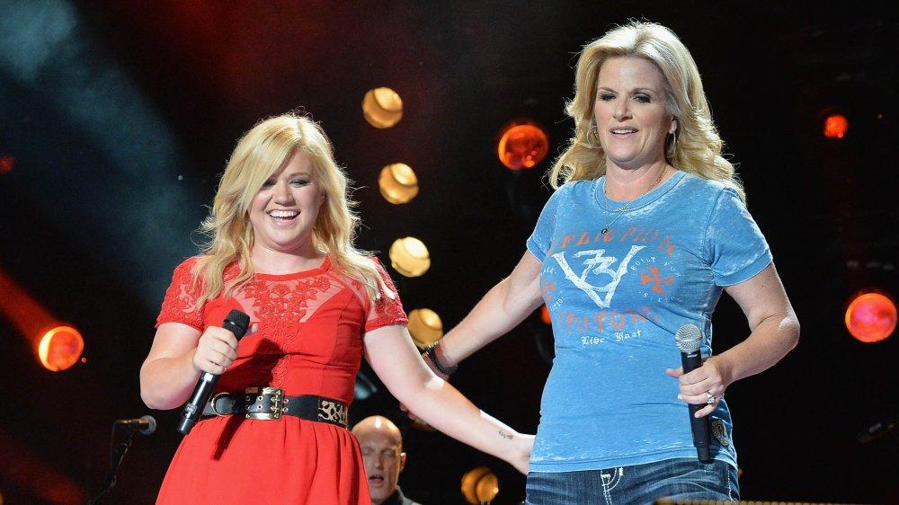 Trisha Yearwood y Kelly Clarkson