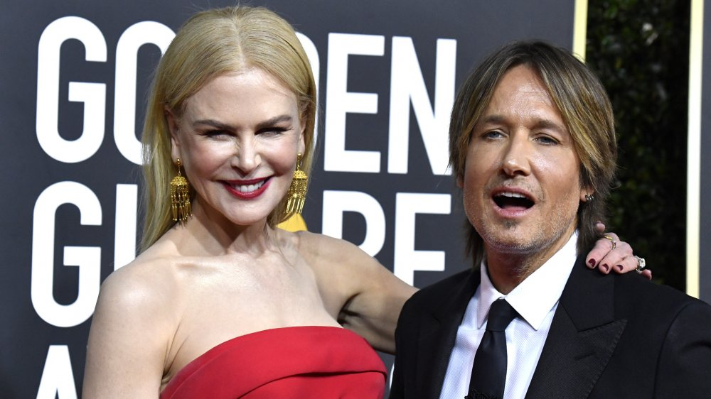Keith Urban y Nicole Kidman