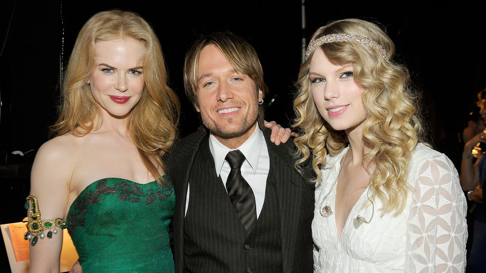Nicole Kidman, Keith Urban y Taylor Swift