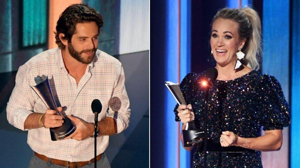 Thomas Rhett, Carrie Underwood