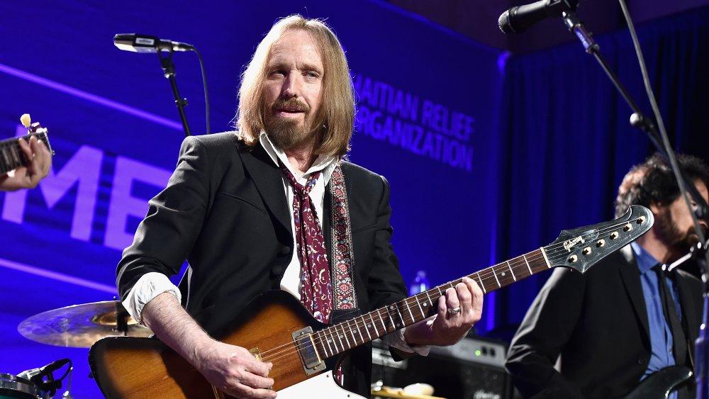 Tom Petty actúa en 5th Annual Sean Penn & Friends HELP HAITI HOME en 2016