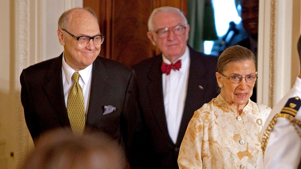 Ruth y Martin Ginsburg