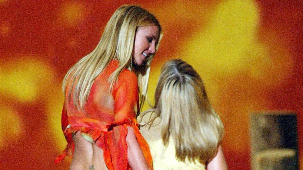Britney y Jamie Lynn Spears