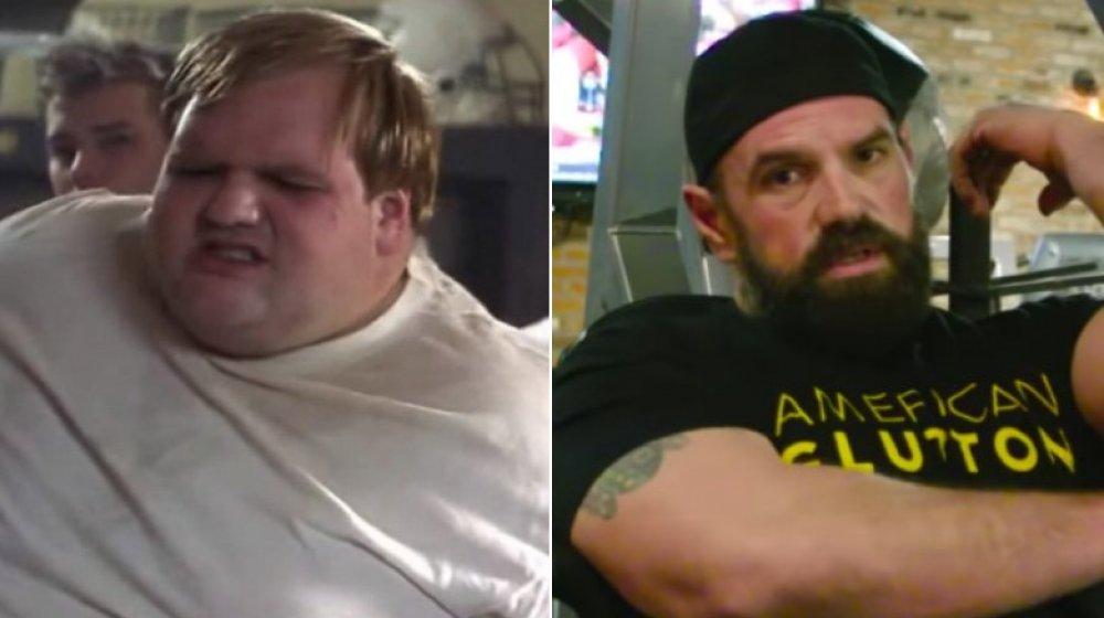 Ethan Suplee en Remember the Titans, Ethan Suplee en un video de Men's Health