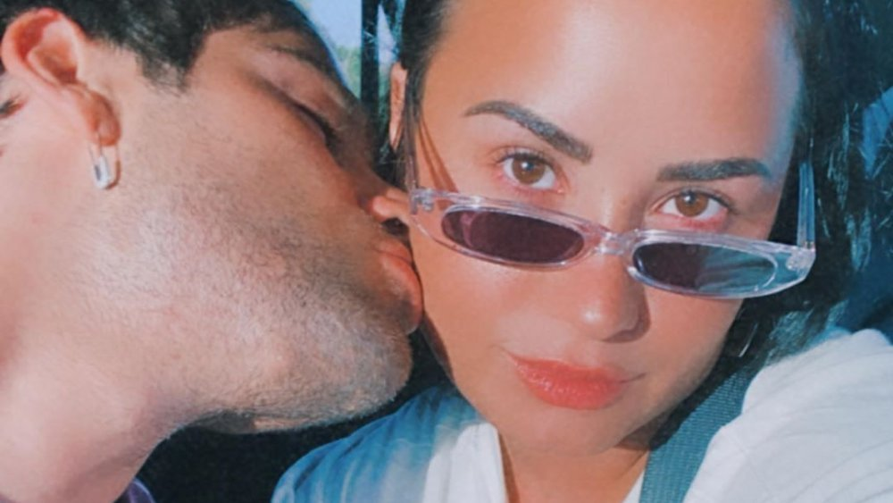 Max Ehrich, Demi Lovato