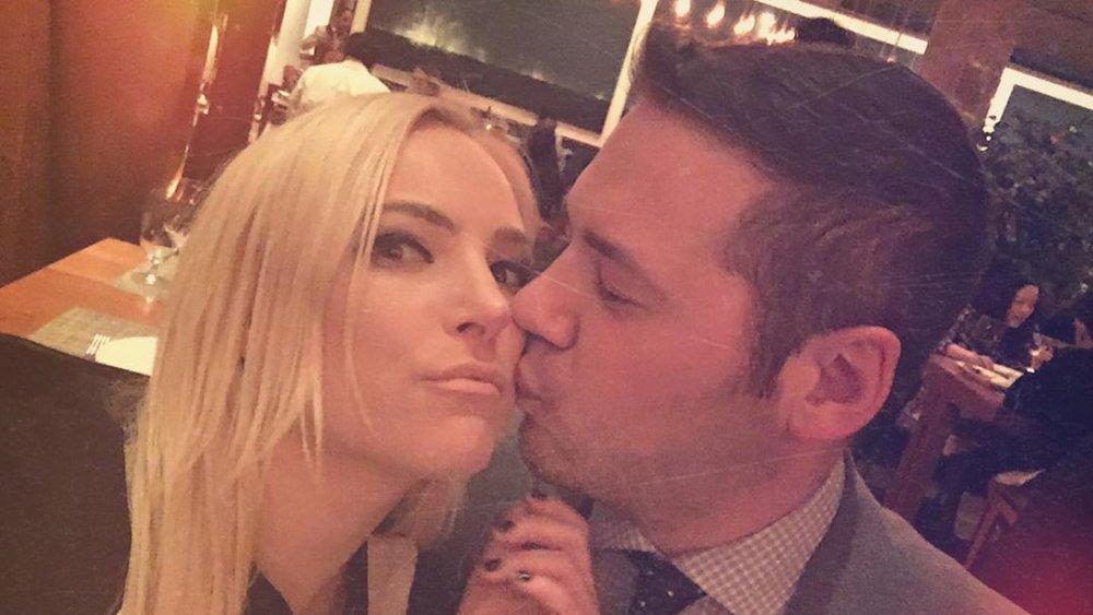 Megan McCain y Ben Domenech en un selfie en Instagram