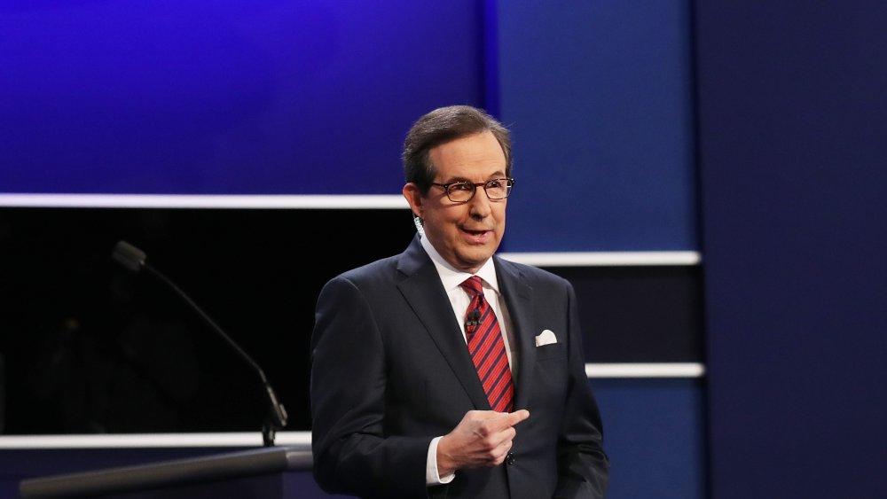 Chris Wallace en Fox News