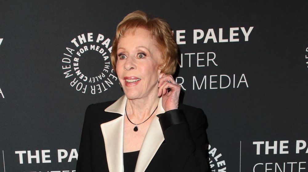 Carol Burnett en The Paley Honors: A Special Tribute to Television's Comedy Legends en 2019