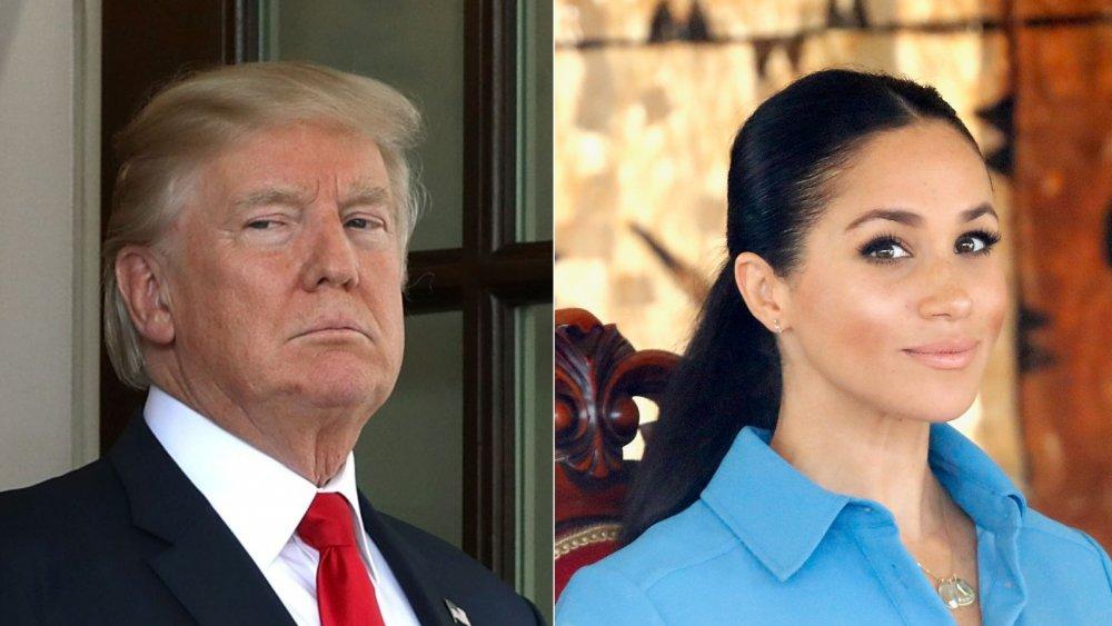 Donald Trump & Meghan Markle