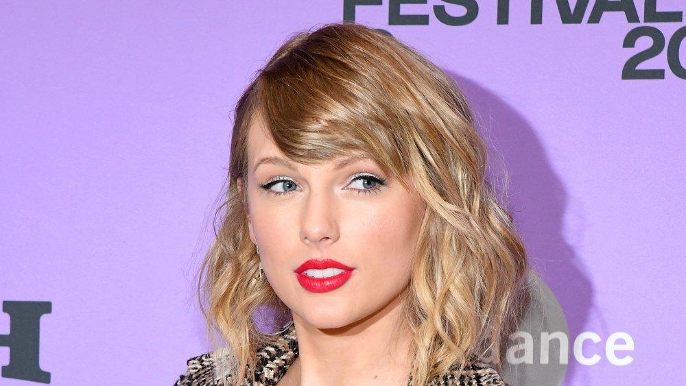 Taylor Swift en el estreno de Miss Americana del Festival de Cine de Sundance 2020
